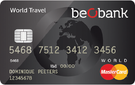 beobank-world-travel-mastercard