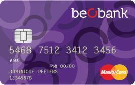 Beobank Visa Internet Cashback