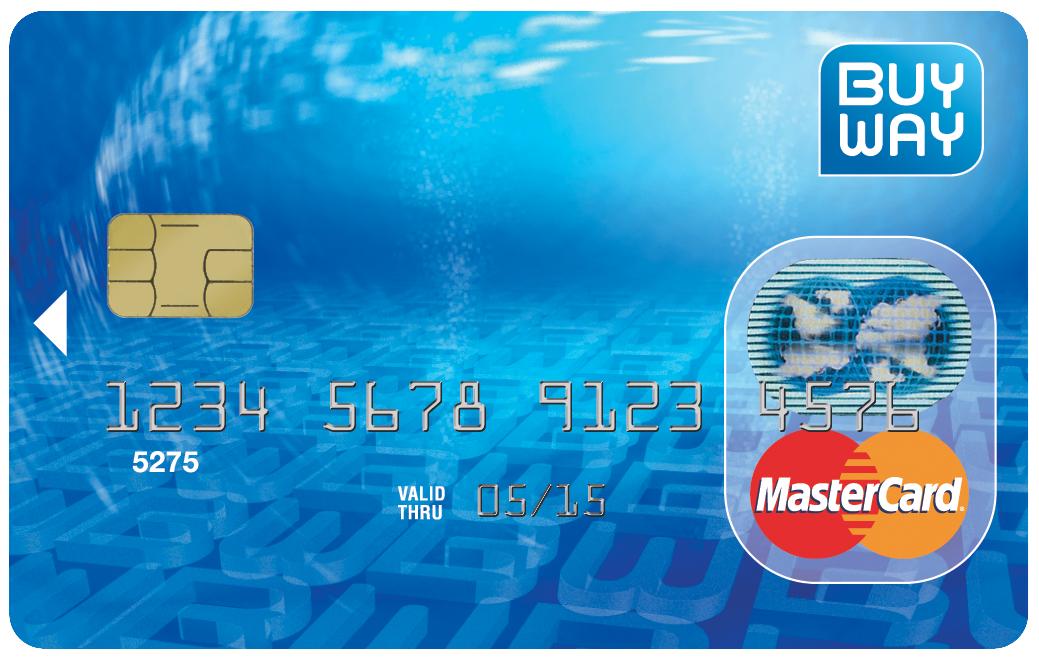 Buyway Mastercard
