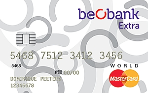 Beobank Extra World MasterCard